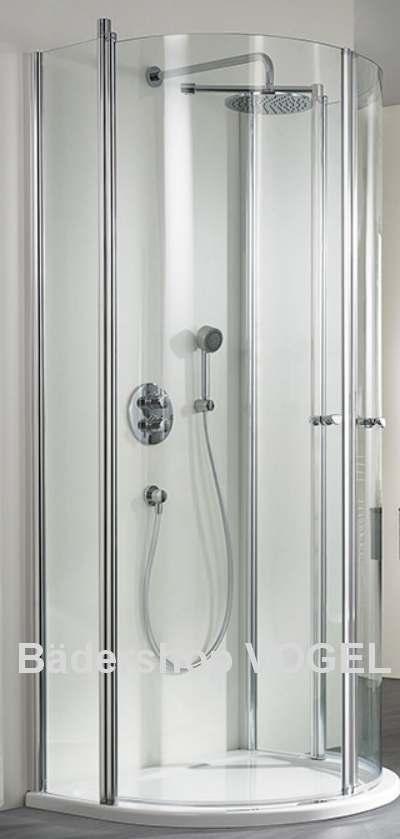 runddusche premium halbkreis 110 x 90. Black Bedroom Furniture Sets. Home Design Ideas